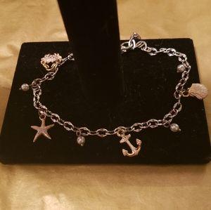Brighton Sea Charm Bracelet